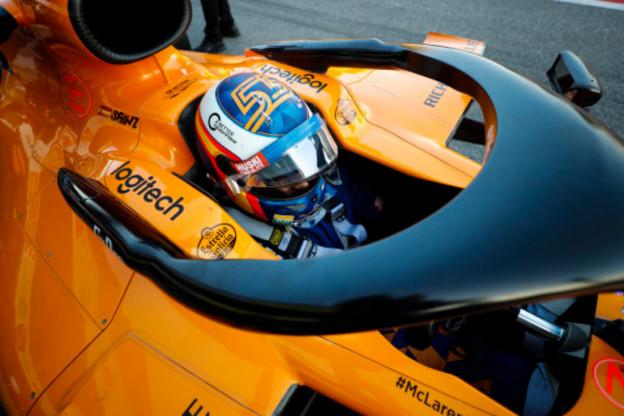 Sainz tevreden bij McLaren: 'In dit team kan ik alleen maar optimistisch zijn'