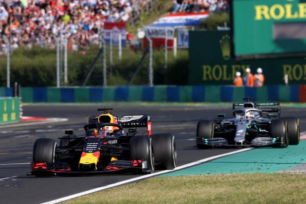 Mercedes-ingenieur jaloers: 'Red Bull en Ferrari boekten duidelijke vooruitgang'