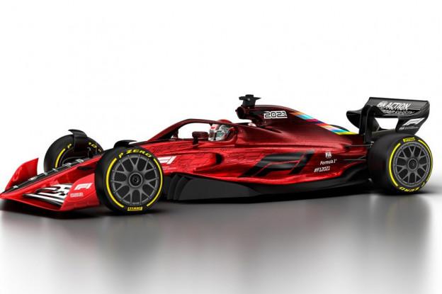 F1 in het kort   Zo zou de Mercedes W12 van 2021 eruit kunnen gaan zien