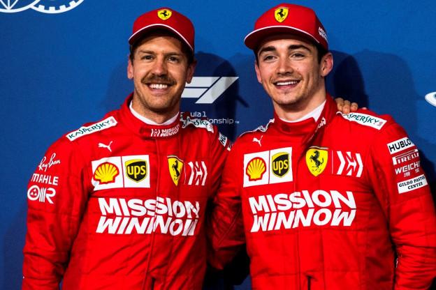 'Misschien gaan we ook wel de eerste overwinning van Ferrari dit jaar zien'