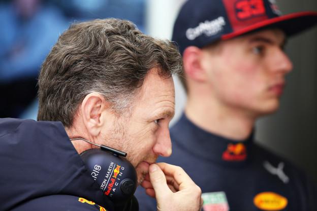 Ondertussen in de F1   Monty heeft moves van papa en mama Horner