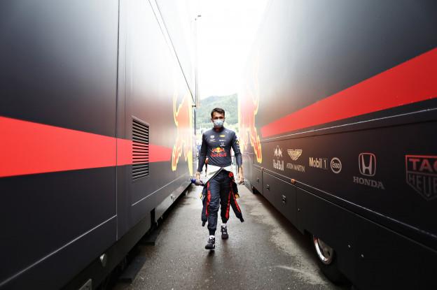 Red Bull liet achterste van de tong niet zien: 'Hebben nog meer motorstanden'