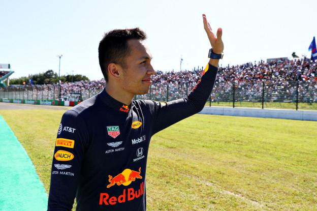 Maakt 'fenomenale' Albon kans op een stoeltje bij Red Bull in 2020?