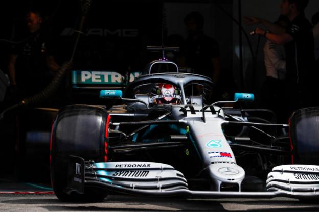 Hamilton kraakt aero-regels 2019: 'Het is net zo belabberd als eerst'