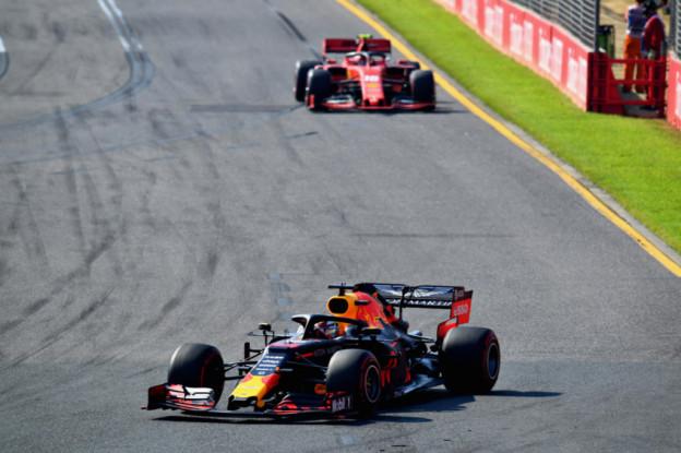 'Fake' bericht van FIA over straf Verstappen kwam door WhatsApp bericht