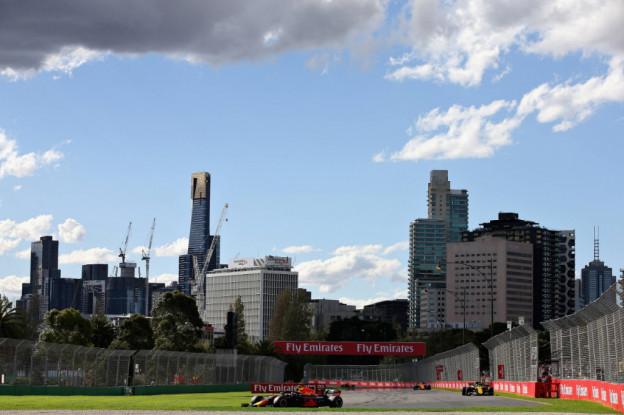 Grand Prix van Australië tot en met 2025 op Formule 1-kalender