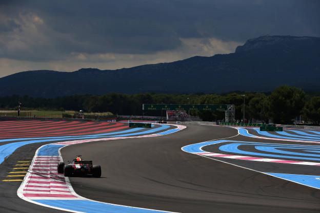 Tweede vrije training Grand Prix van Frankrijk | Verstappen rijdt consistent naar P6