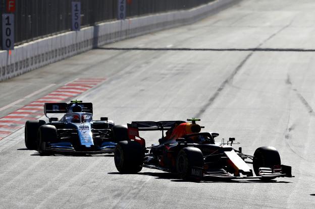 Verstappen bezorgde Kubica 'kippenvel': 'Beseffen niet hoe historisch die zege was'