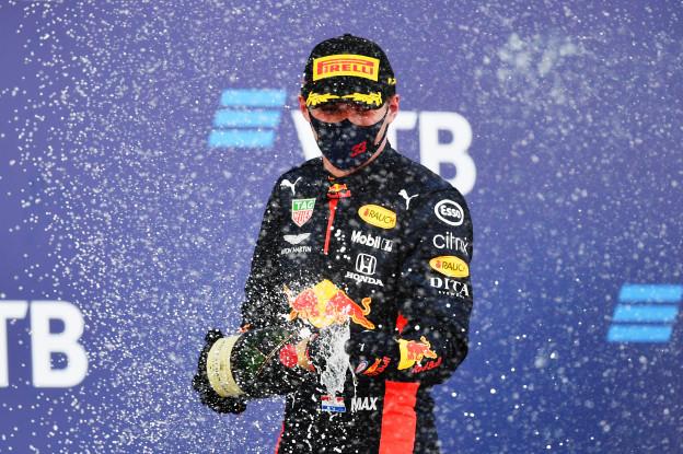 Honda feliciteert 'Chief Hydration Officer' Verstappen met verjaardag