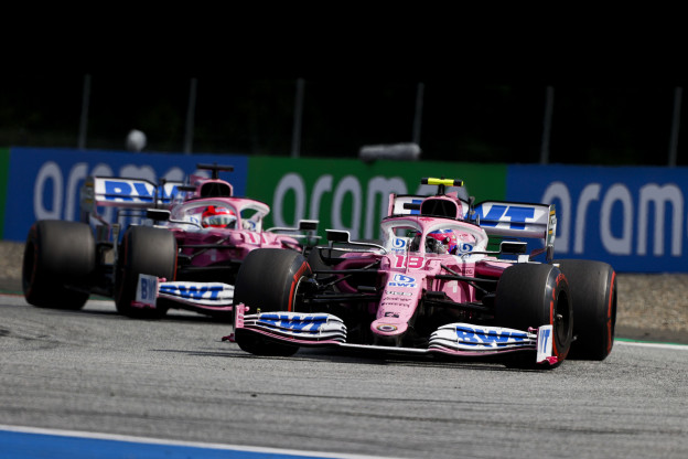 Racing Point gaat FIA-uitspraak aanvechten