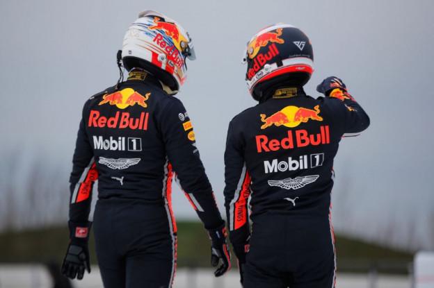 Doornbos over duel tussen Verstappen en Gasly: 'Gaat niet heel spannend worden'