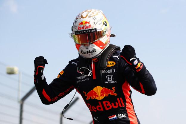 Van de Grint verwacht overwinning Verstappen: 'Omstandigheden vergelijkbaar met Silverstone'