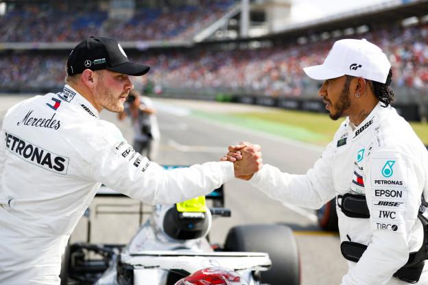 Analyse AMS: Topsnelheid Ferrari gaf Mercedes de nekslag