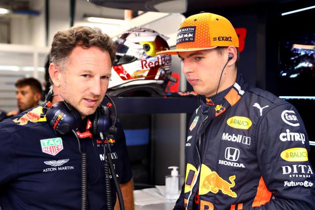 Horner tevreden over race van Max: 'Heeft geen fouten gemaakt'