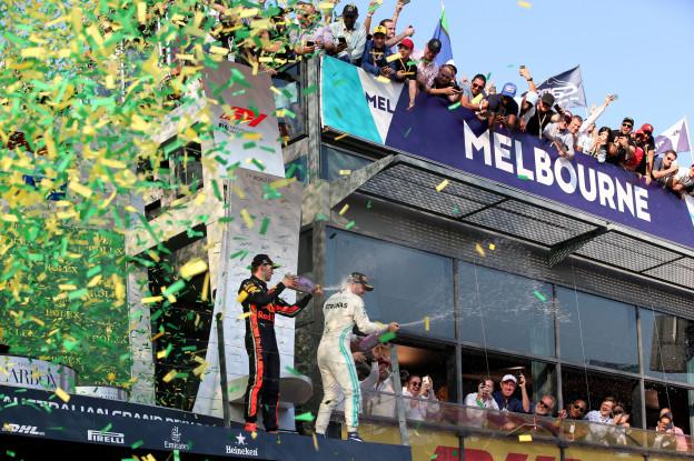 Kijk de GP van Australië gratis via F1 TV PRO!