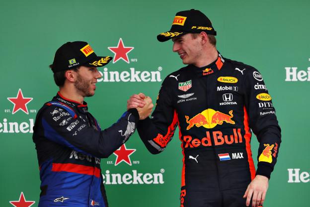 Gasly resoluut: 'Mijn doel is om terug te keren bij Red Bull'