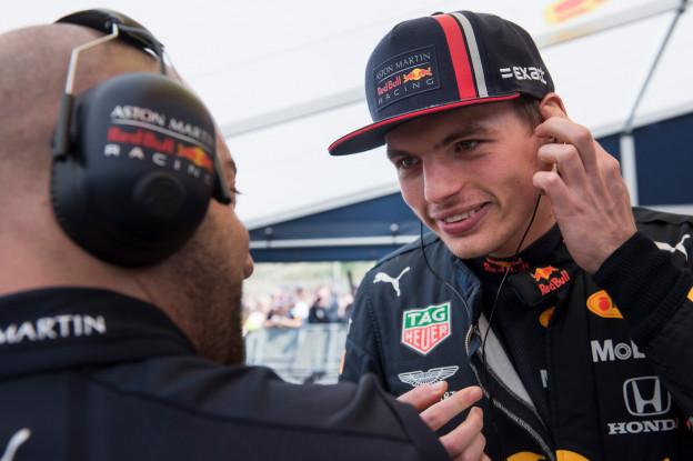 Verstappen: 'Red Bull heeft misschien wel de beste simulator van alle F1-teams'