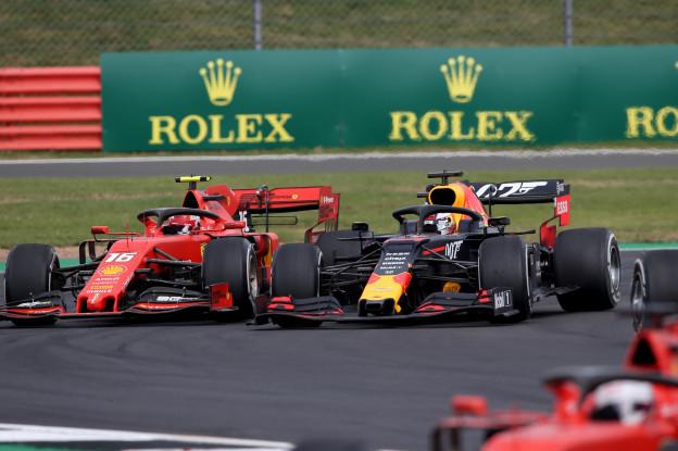Red Bull komt naast Ferrari te staan: 'We hadden de snelheid van Mercedes'
