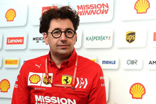 Binotto onthult: 'Tijdens quarantaine kozen we voor Sainz'