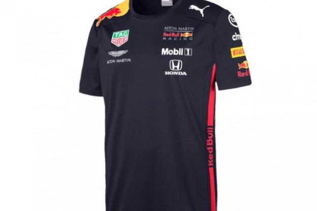 Bestel nu jouw Red Bull Racing 2019 Team T-Shirt!