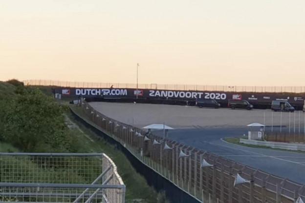 Verbouwers Circuit Zandvoort positief: 'Inmiddels liggen we voor op de planning'