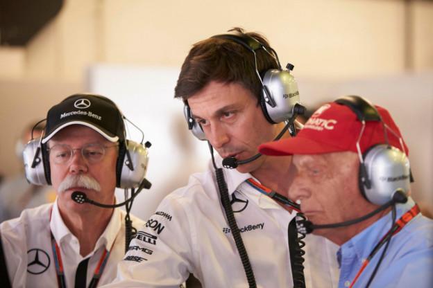 Ferrari timmert aan 'Toto Wolff Clausule' om belangenverstrengeling tegen te gaan