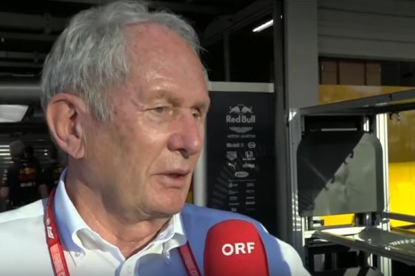 Marko baalt van stewards: 'Als dit geen valse start was, is niets een valse start'