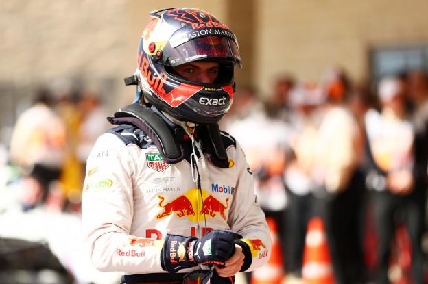 Marko: 'Verstappen had gewonnen als hij meer naar voren was gestart'