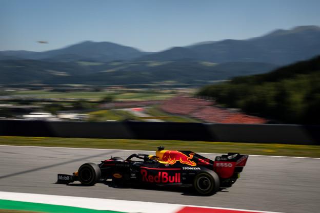 Honda kan aan de bak: Red Bull mist nog 30 pk in kwalificatie