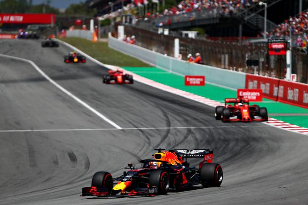 Uitslag van de Grand Prix van Spanje 2019