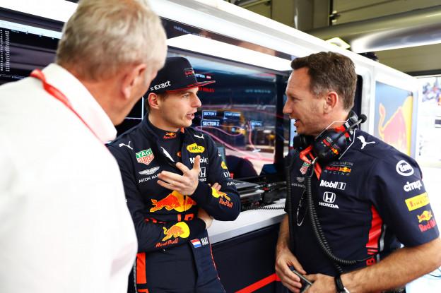 Horner durft het uit te spreken: 'Verstappen beste coureur in Formule 1'