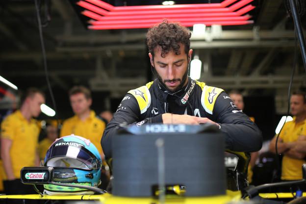 Ricciardo moest wennen: 'Had een andere vorm van concentratie nodig'