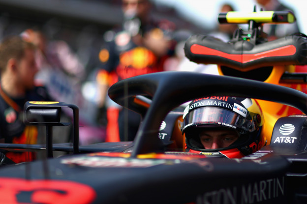 Verstappen na tweede plek uitverkozen tot Driver of the Day in Austin