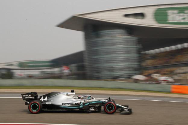 Update V | Teams wijzen alternatieve data voor GP China af