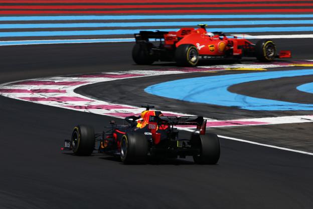 Van de Grint: 'Als Ferrari serieus is, gaan ze voor Verstappen in 2020'