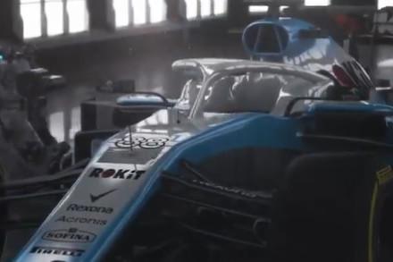 Williams presenteert nieuwe FW42, andere livery en titelsponsor
