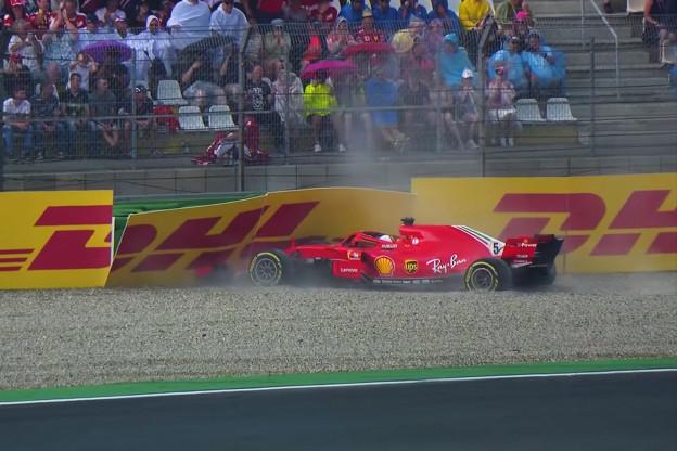 Oud Ferrari-topman: 'Foutenfestijn Vettel staat haaks op prestaties bij Red Bull'