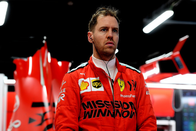 Kravitz: 'Vettel was tijdens eerste testweek Grumpy Seb'