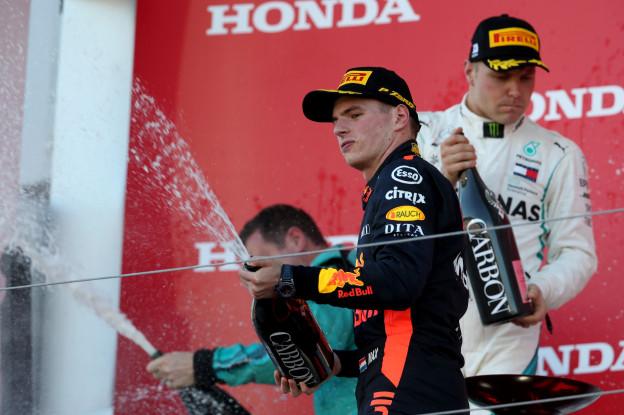 Coronel na GP Japan: 'Verstappen domineert wereldwijd de headlines'