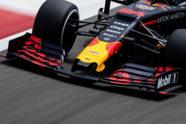 F1 techniek GP Brazilië | Verstappen met grotere voorvleugel in Brazilië