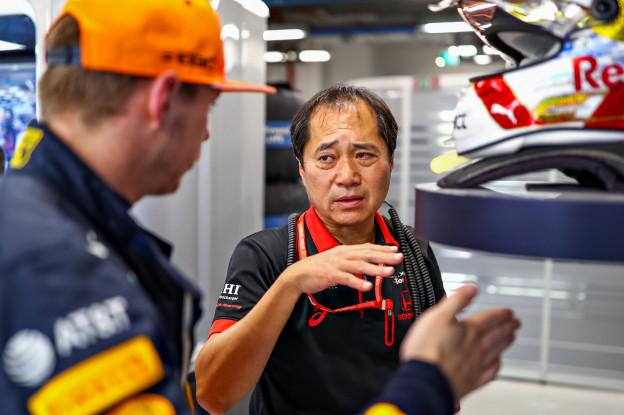 Honda excuseert zich voor motorproblemen Verstappen