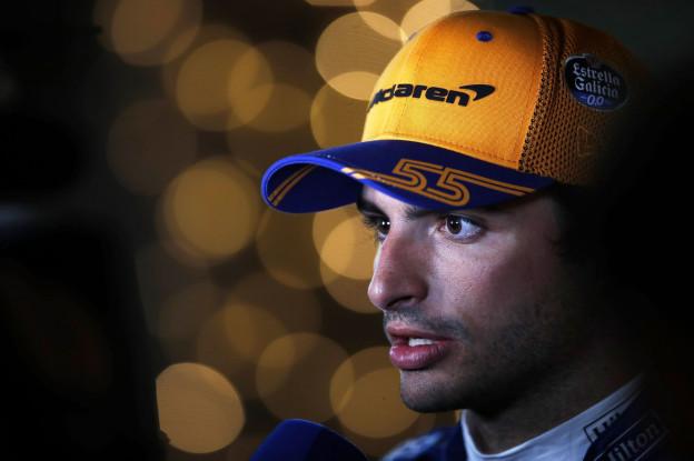 Domenicali: 'Sainz moet zich voorbereiden op druk van Ferrari'