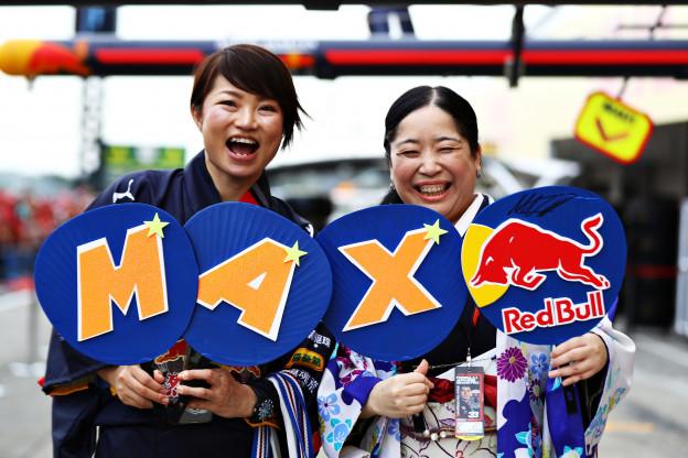 Verstappen populair in Japan: 'Overwinning in Oostenrijk heeft veel losgemaakt'