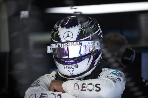 Hamilton: 'Dit is een emotioneel en aangrijpend hoofdstuk in de F1'