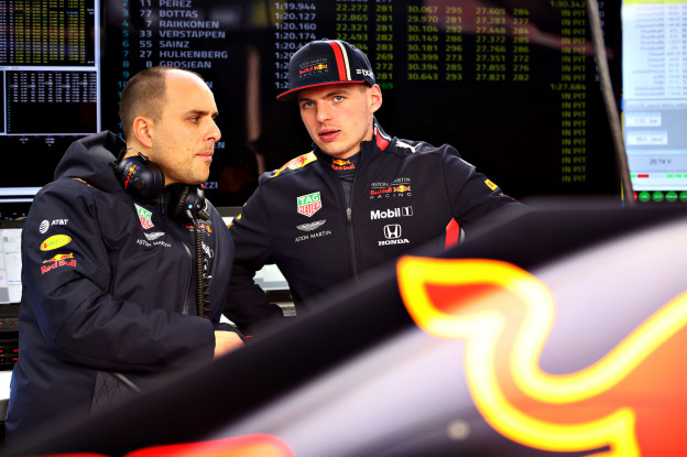 Van de Grint over Verstappen: 'Hij móét wel op de tweede startrij kwalificeren'
