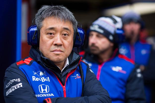 Honda deelt ambities: 'Gedurende het seizoen de twee koplopers achterhalen'