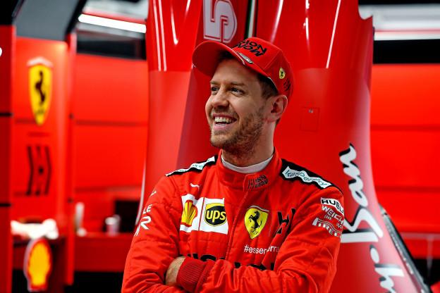 Vettel geeft toe: 'Ik heb met Renault gepraat'