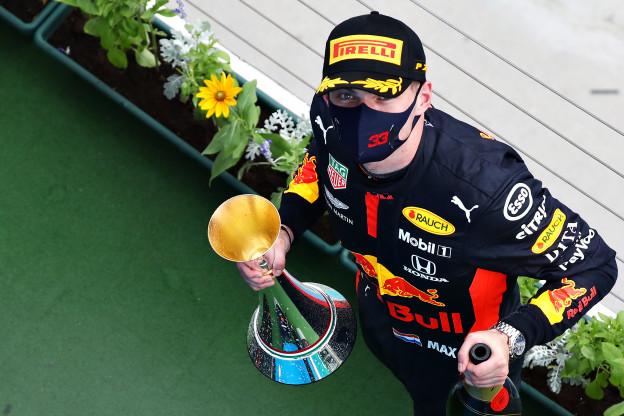 F1 in het kort | Verstappen neemt koppositie over in 'power rankings'