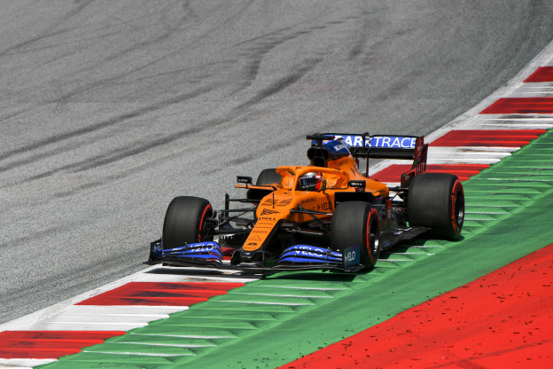 Norris tevreden over voortgang McLaren, maar: 'Wordt een moeilijk weekend'