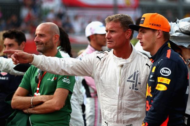 Coulthard over Verstappen: 'Max is snel, grappig en snapt hoe je fans bereikt'